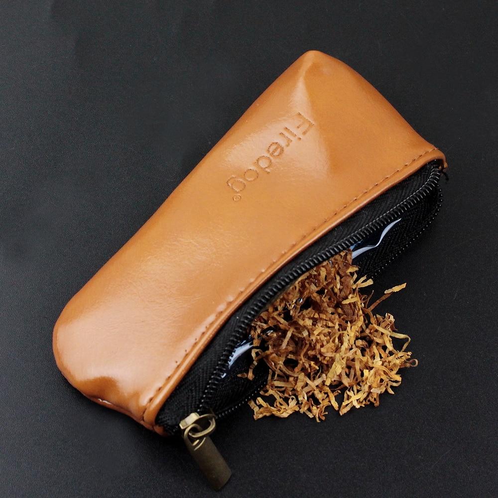 FIREDOG Durable Zipper Cigarette Portable Smoking