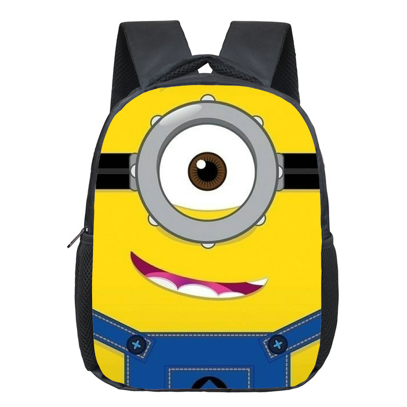 New High Quality Despicable Me Backpacks For Kids