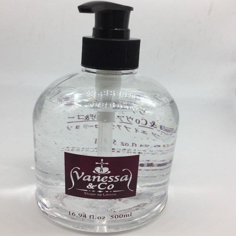 Lubrifiant personnel pour le sexe lubrification vaginale à Base d'eau anale, Gel de Massage Anal huile de Massage produits sexuels pour hommes et femmes 500 ML