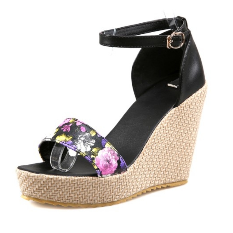 Purple Wedge Heels Promotion-Shop for Promotional Purple Wedge