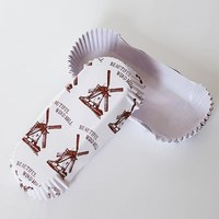 Facemile Windmolen Papier Cake Cupcake Liner Bakken Muffin Box Cup Case Party Lade Cakevorm Decorating Gereedschap