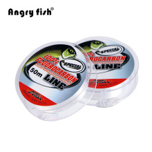 Fluorocarbon Fishing Line 50m transparent Super strong