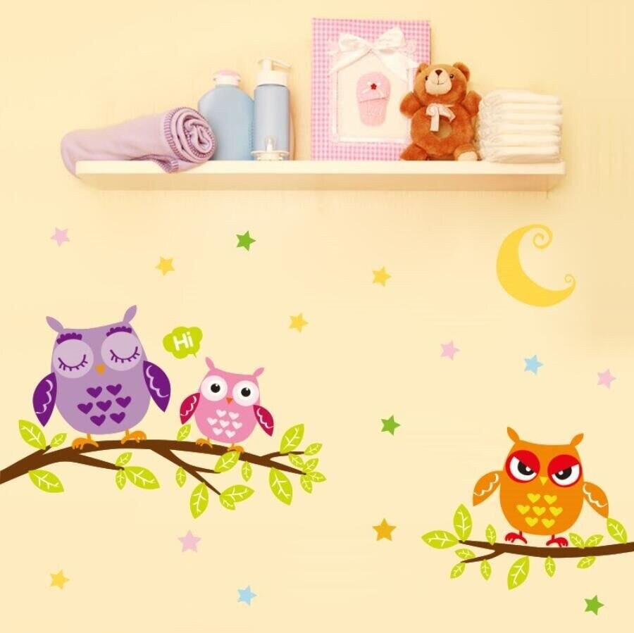 NEW Night Owl Creative Wall Art – Oli Passion