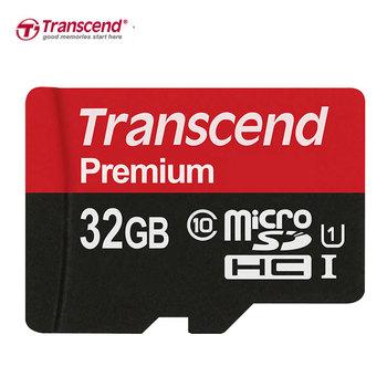Transcend karta pamięci karta Micro SD 64 GB 32 GB 16 GB cartao de pamięci o wysokiej prędkości 90 MB s UHS-I microSD SDXC karty SDHC tanie i dobre opinie TF MICRO SD Card Tf micro sd card Class 10 UHS-I 16GB 32GB 64GB China(Taiwan) Up to 90MB s 5 Year