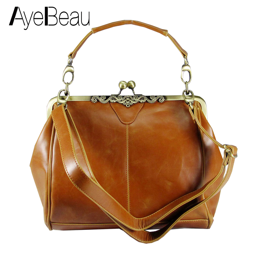 Vintage Big For Lady Cross Body Hand Tote Shoulder Crossbody Women Messenger Bag Handbag Female Large Sac A Main Femme 2018 Tas luxury designer sac femme for hand tote cross body shoulder crossbody women messenger genuine leather bag female lady handbag