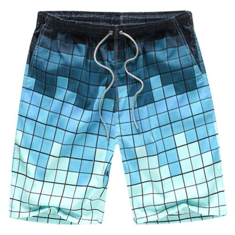Beach Shorts Men Brand Boardshorts Men Board Short Quick Dry Bermuda Plus Size