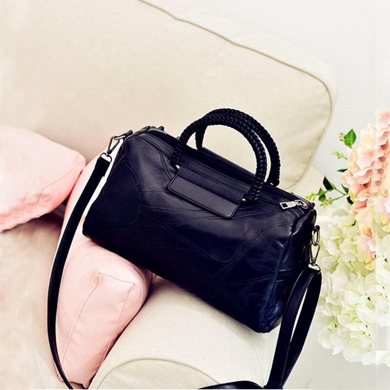 vrouwen tassen grote capaciteit mode reistas PU hoge kwaliteit - Trolley en reistassen - Foto 6