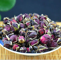 100g Rose Bud Tea 2015 Yunnan Fragrant Flower Tea For Health Care The Products Fragrance Rose