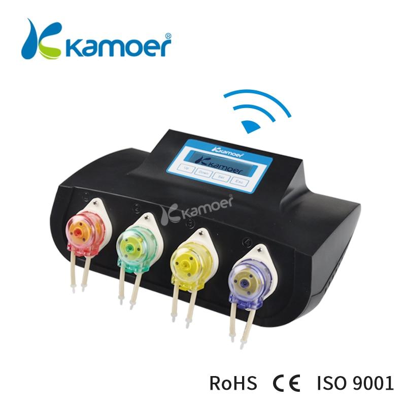 Kamoer X4 PLUS Aquarium Pump (Aquarium Dosing Pump, Small Water Pump, Easy Use, Continuous Use) цена