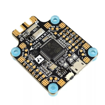 Matek System F722-SE F7 Dual Gryo Flight Controller AIO PDB OSD 5V/2A BEC Current Sensor for FPV Multicopter Racing Drone Accs