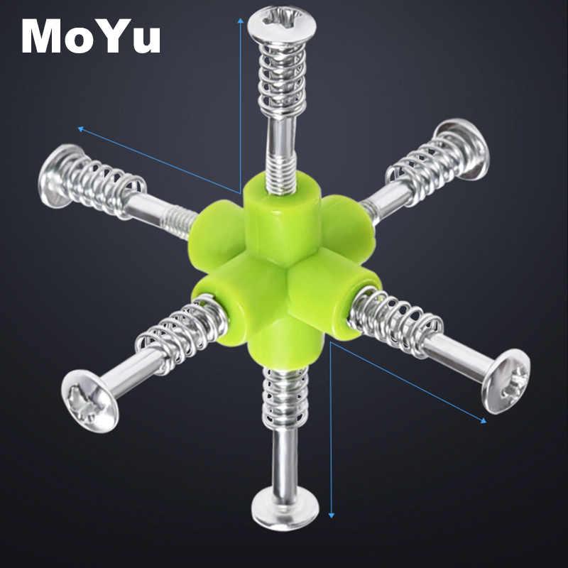 MOYU マジックキューブプロ 3 × 3 × 3 迅速な回転速度キューブ教育玩具子供立方クラシック子供のおもちゃ MF3SET