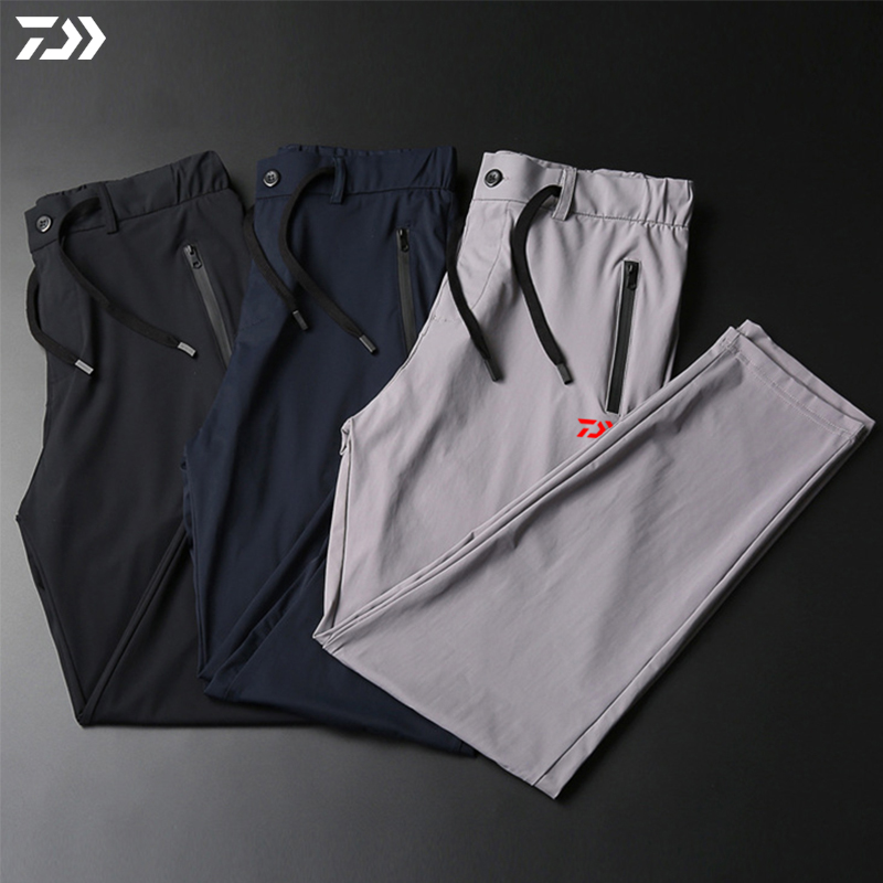 2019 Daiwa Dawa Fishing Pants Men Outdoor Sports Pants Ice Silk Ultra-Thin Breathable Quick Drying Anti UV Fishing Clothing2019 Daiwa Dawa Fishing Pants Men Outdoor Sports Pants Ice Silk Ultra-Thin Breathable Quick Drying Anti UV Fishing Clothing