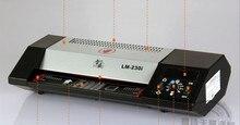 LM230i A4 ламинатор фото ламинатор ламинатор, пластиковые карты Четыре оси термостат металлический корпус