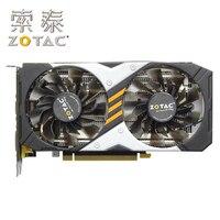 Оригинал ZOTAC видео карты GTX960 2GD5 Разрушитель HB 128Bit GDDR5 GM206 Графика карты GPU карта PCI E GTX 960 2 г GTX960 2GD5