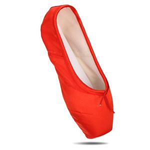 Image 4 - Child Adult Ballet Pointe Dance Shoes For Girls Ladies Professional Ballet Dance Shoes With Ribbon Shoes Women Soft Ballet Shoes
