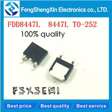 10pcs/lot New FDD8447L TO-252 8447L LCD Power Board Common MOSFET
