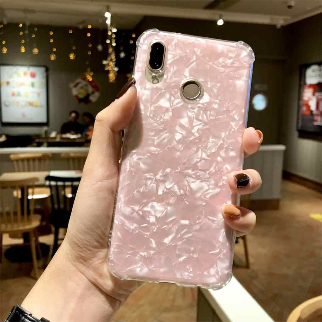 Marble Anti-Shock TPU Case For Huawei P20 Pro P10 P9 P8 Mate 20 10 Lite Honor 9 8X 7X 6X 7A 6A 7C Y5 Y6 Prime Y7 Y9 2018 Cover