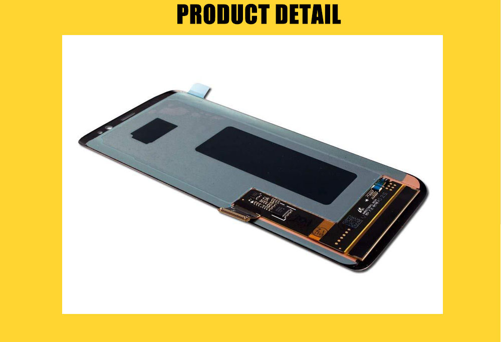 lcd display for samsung galaxy s8 lcd with touch screen for galaxy s8 display screen digitizer touch assembly