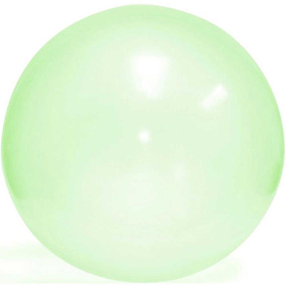 جديد فقاعة بالون لعبة قابلة للنفخ الكرة مذهلة المسيل للدموع مقاومة سوبر نفخ العاب كروية للأطفال اللعب في الهواء الطلق لون عشوائي