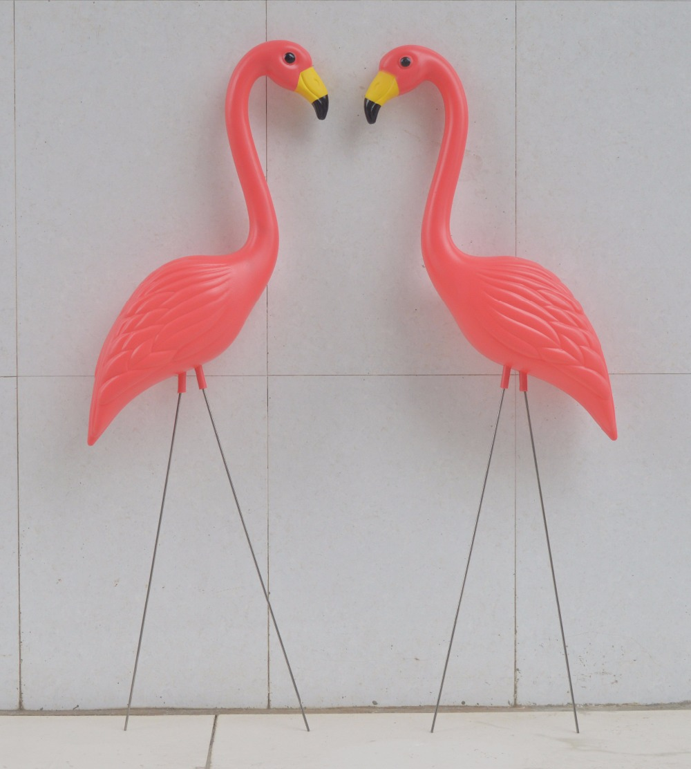 Popular Garden Flamingos Plastic Buy Cheap Garden Flamingos