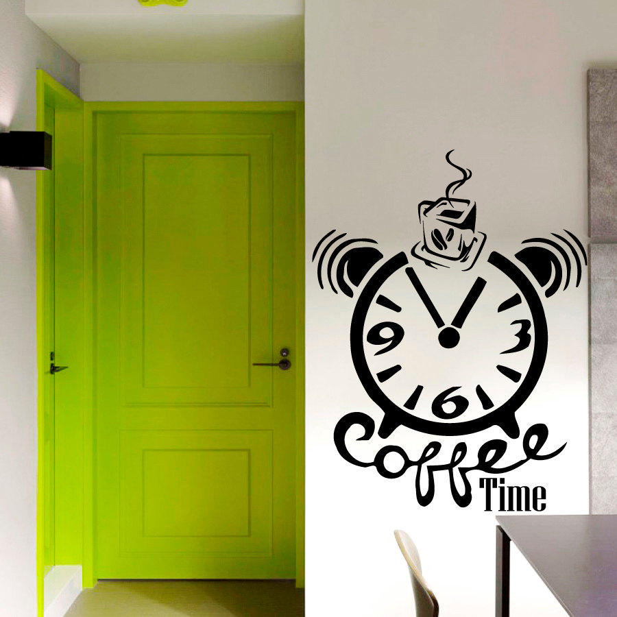 Clock wall mural promotion shop for promotional clock wall for Clock wall mural