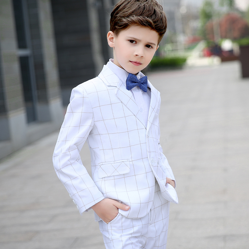 Children's suits Children's dresses Boys Evening Casual small suits Presided over performance costumes