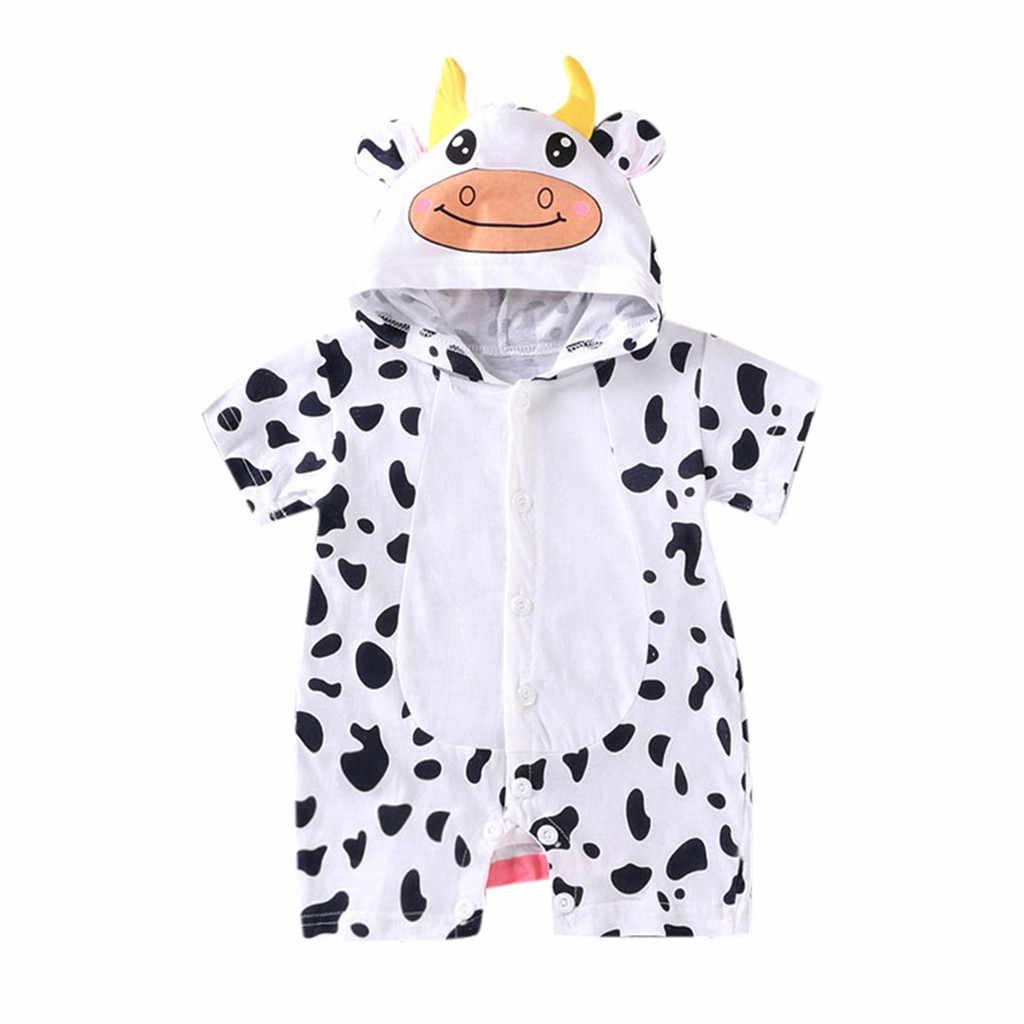 Recién Nacido bebé niño niñas Sudadera con capucha de dibujos animados pelele mameluco infantil ropa recién nacido niña ropa para bebe Dropshipping #40