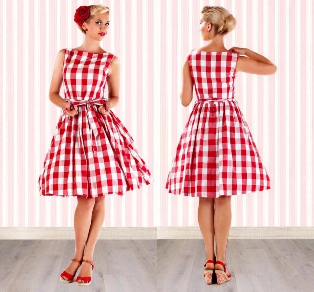 Excepcional Vestidos De Dama De Rockabilly Imagen - Ideas de Vestido ...