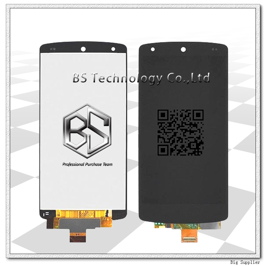 5pcs/lot Original Display Screen LCD Digitizer for LG Google Nexus 5 LCD D820 D821 LCD new lcd touch screen digitizer with frame assembly for lg google nexus 5 d820 d821 free shipping