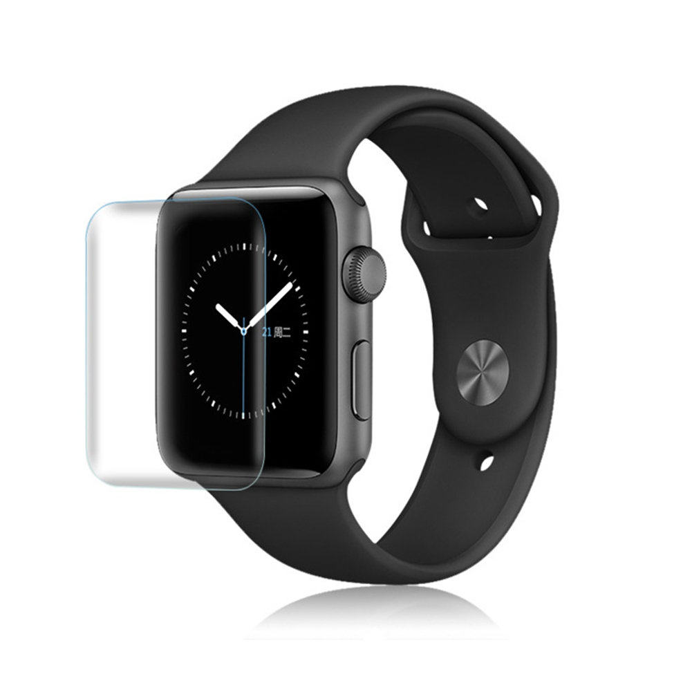 Yuedae 10pcs For apple watch 4 screen protector film soft protective for apple watch 4 40mm 44mm smart watch scratch proof