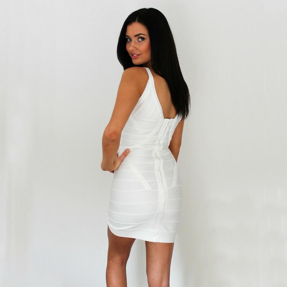 WOMEN BANDAGE DRESS-042