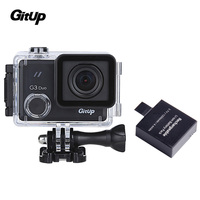 Gitup Original G3 Duo 12MP 2.0 Touch LCD Screen 170 degree HDMI Action Sport Camera GYRO+Extra 1PCS Battery