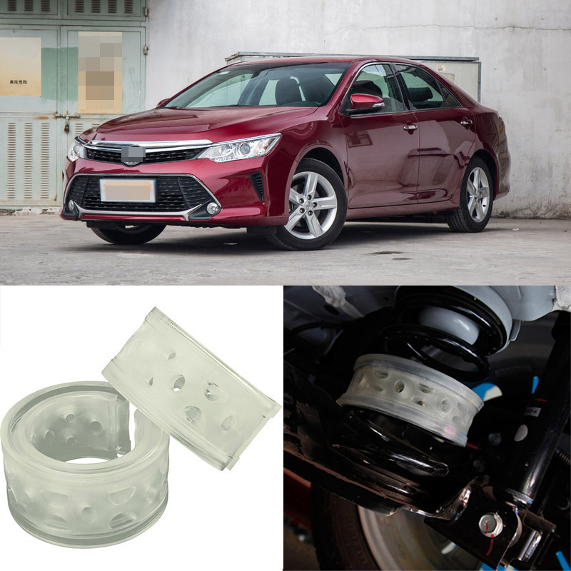 For Toyota Camry High Quingity Front /Rear Car Auto Shock Absorber Spring Bumper Power Cushion Buffer  high quality front rear car auto shock absorber spring bumper power cushion buffer for honda cr v
