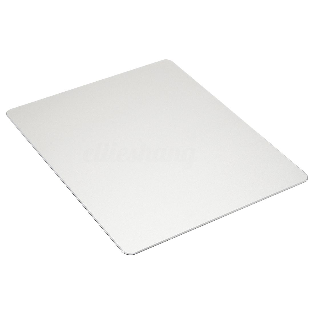Алюминий сплава площадку Мышь коврик игровой коврик Мышь Мыши для ноутбуков настольных ПК