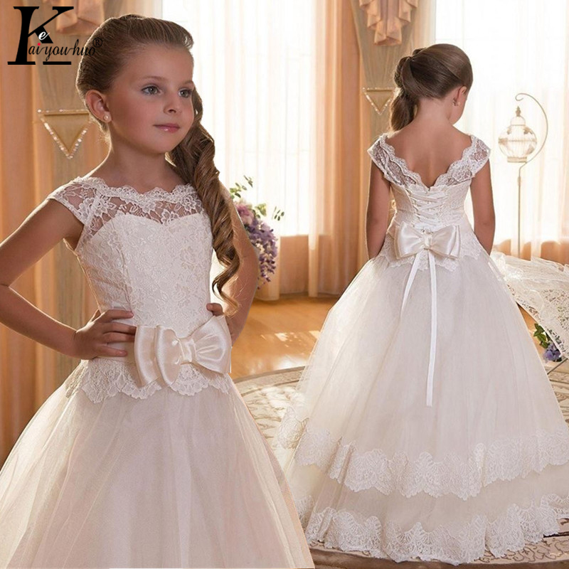 Christmas Kids Dresses For Girls Wedding Dress Teenagers Party Long Princess Dress For Girls Costumes 4 5 6 7 8 9 10 11 12 Years children princess clothes white grey lavender pink dresses kids 5 6 7 8 9 10 11 12 13 years long party dress girls wedding gowns