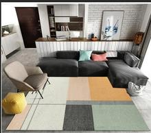200*300cm Modern Kilim Carpet For Living Room Large Vintage Classic Area Rug Bedroom Geometric Home Rome Decorative Floor Mat Ta