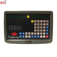 hxx high precision measurement tools 1 axis dro digital readout for all machines with one piece