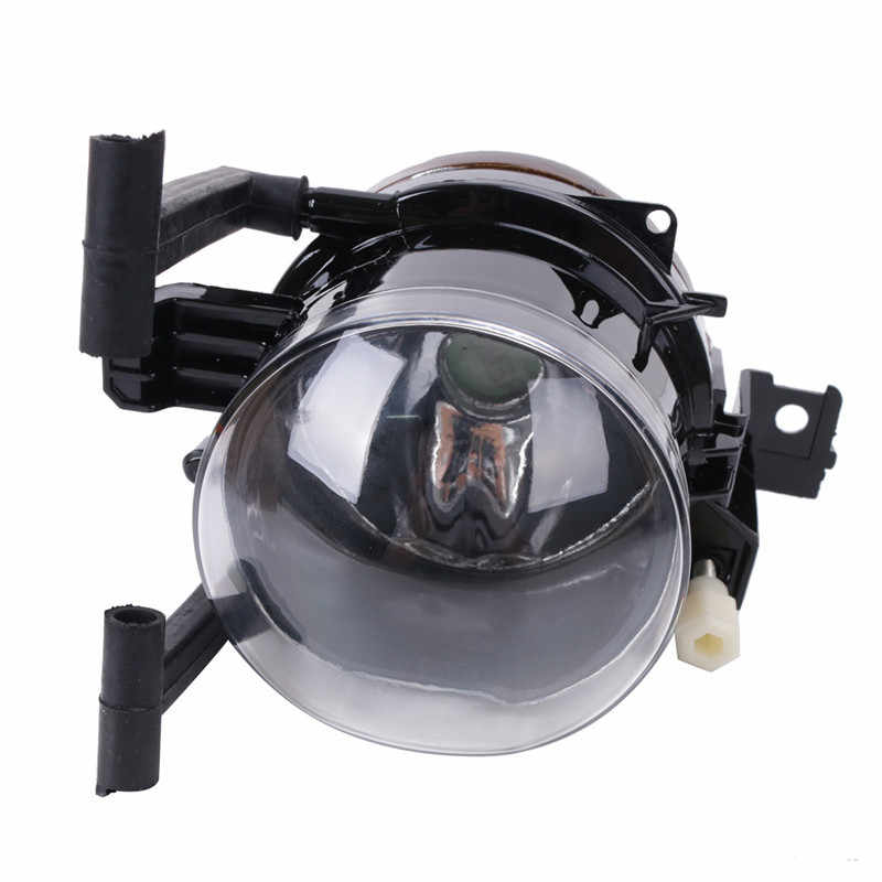 WISENGEAR Car Front Fog Lights Lamps Housing Lens Clear For BMW E65 E66 7  Series 745i 750i 760i 2005 2006 - 2008 63176943415 /