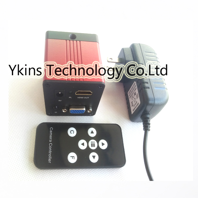 "Здесь продается  1080P 1/2.7"" 60FS HDMI VGA Digital industry microscope camera with IR remote control for cpu pcb repair  Инструменты"