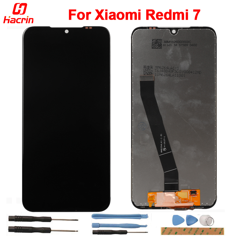LCD Screen for Xiaomi Redmi 7 LCD Display+Touch Screen Tested No Dead Pixel Digitizer Screen Panel Lcd Screen for Xiaomi Redmi 7(China)