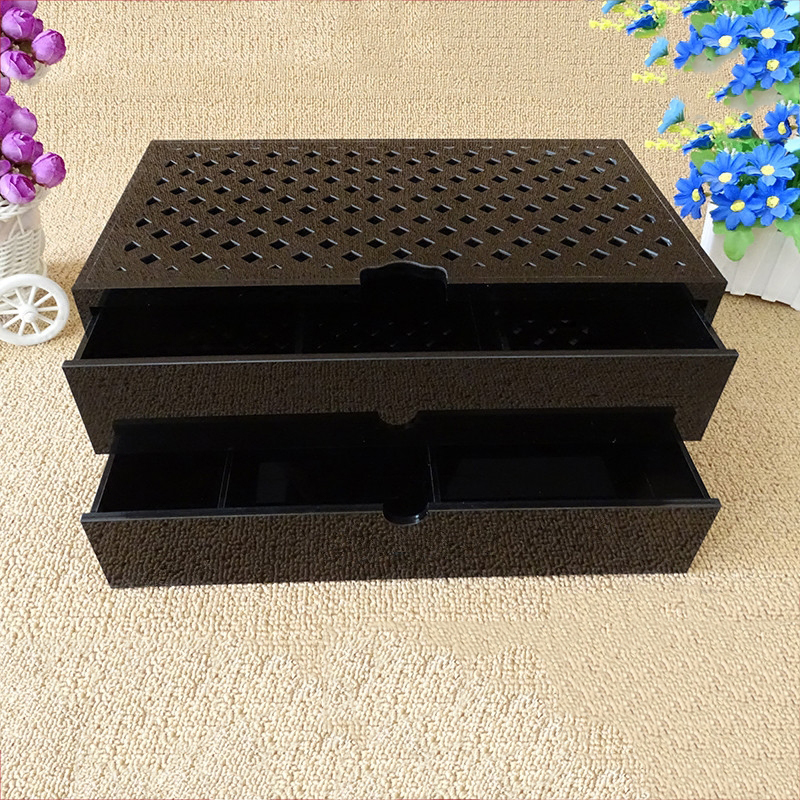 1/2 layer Acrylic Make up Organizer Storage Box Cosmetic Box Jewelry Box Case Holder Display Stand Makeup Organizer makeup organizer storage box acrylic make up organizer cosmetic organizer makeup storage drawers organiser