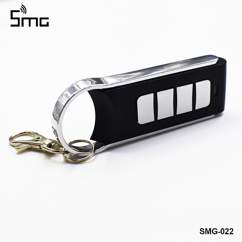 433.92mhz Garage Gate Door Remote Transmitter Consoles For Gates Fixed Code Garage Controls To Clone Command Keyfod