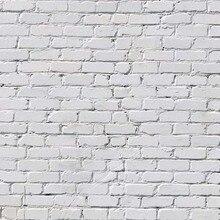 Estúdio de fotografia Vinil fundo Da Parede de Tijolo branca pano de Computador impresso pano de fundo da foto da parede
