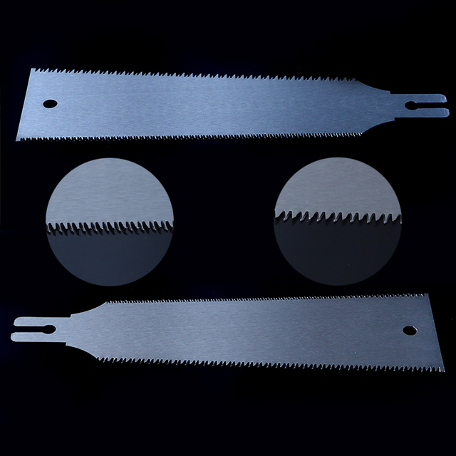 """9-1/2"""" Double Edge Razor Saw Japanese Ryoba Style Pull Saw 14 / 9 Teeth Per Inch Precision Hand Saw For Tenon Woodworking Tools"""