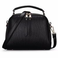 SUNNY SHOP Fashion Business Women Messenger Bags Handbags Women Famous Brands Shoulder Bags Leather Double Zipper