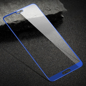 Image 5 - 9D Protective Glass on the For Huawei P20 Pro P10 P9 Lite Plus Huawei P Smart 2019 Tempered Screen Protector Glass Film Case