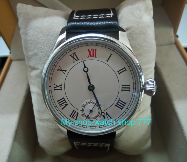 44mm PARNIS Asian ST3621/6498 Mechanical Hand Wind movement Mechanical watches white dial men's watches sdgd87A 44mm parnis white dial asian 6498 3621 mechanical hand wind movement men s watch mechanical watches rnm9