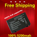 5200 МАЧ Батареи Ноутбука Для Asus K50AB K70 A32-F52 F82 K50C K50I K60IJ K61IC K50ID k50IE K50IL K50IP K50X K51A K51AB