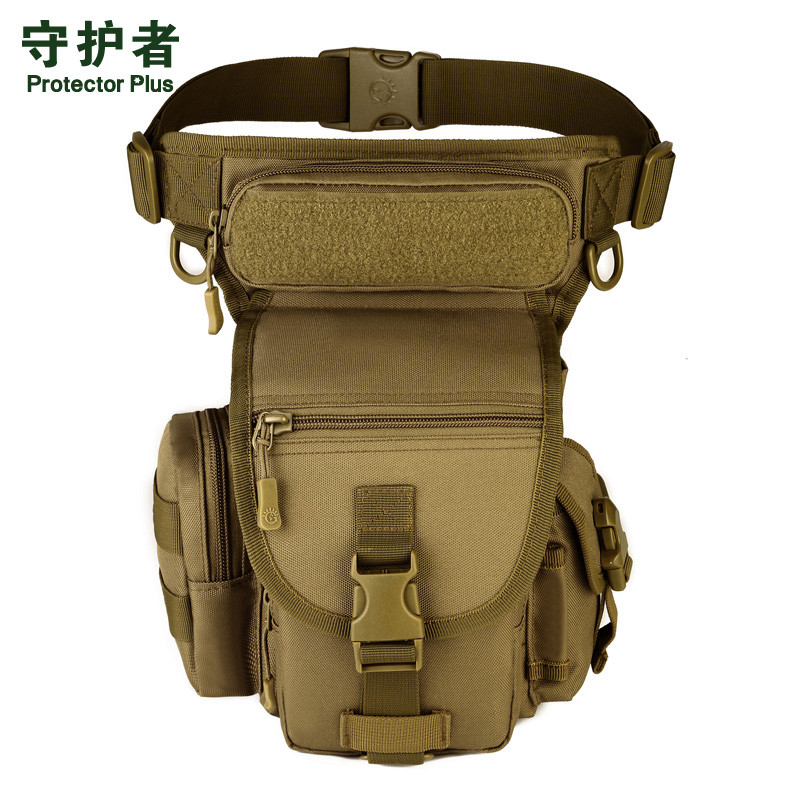 Men&#8217;s bags legs saddle bags nylon military enthusiasts one shoulder high quality female chest bag travel <font><b>photography</b></font> camera bag
