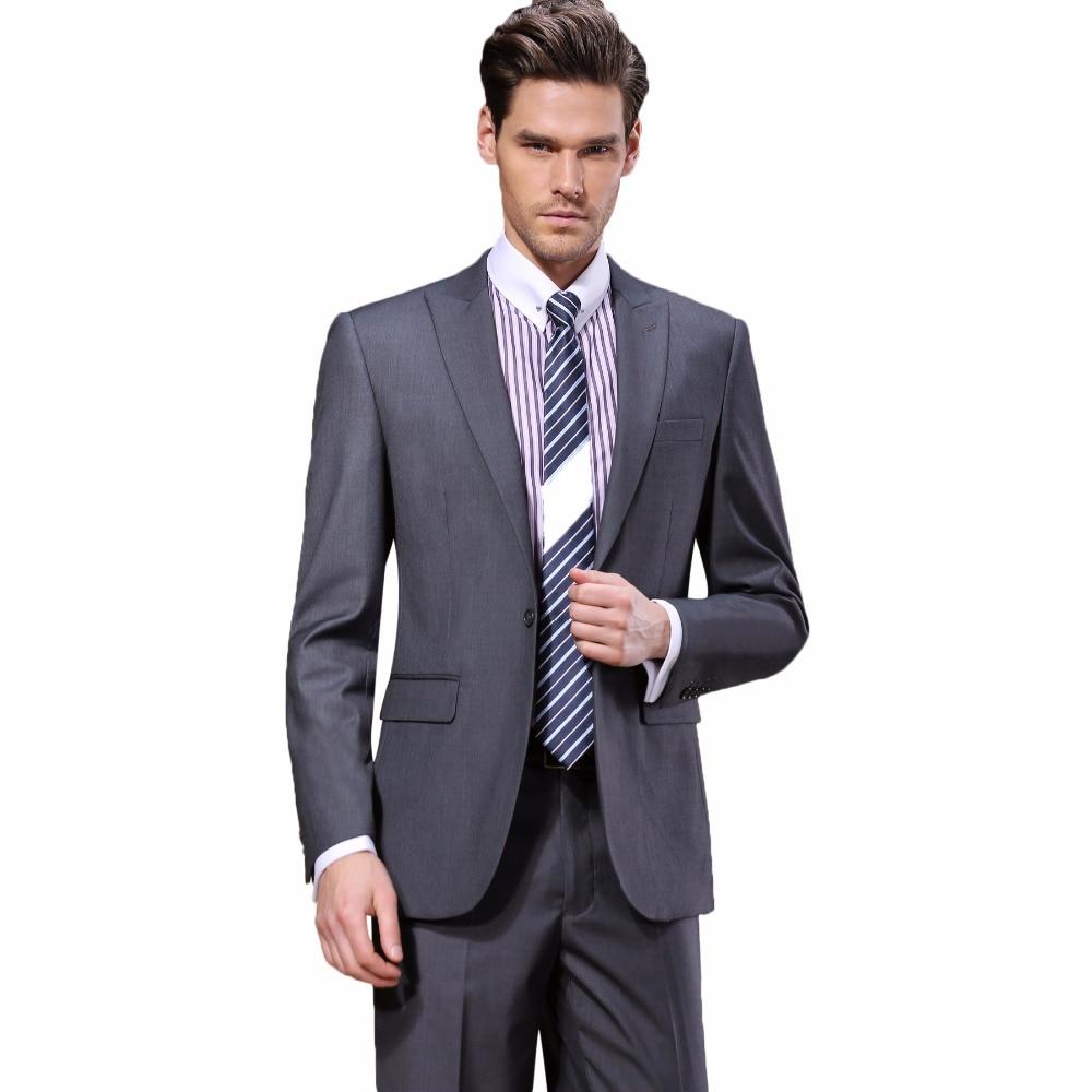 Brand DARO Fashion Men Suits New Arrival Slim Blazer Business ...